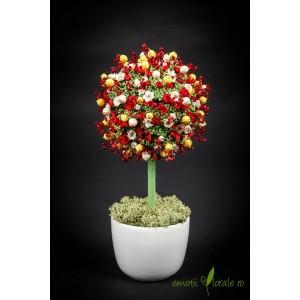 Copac special cu flori uscate B301C1