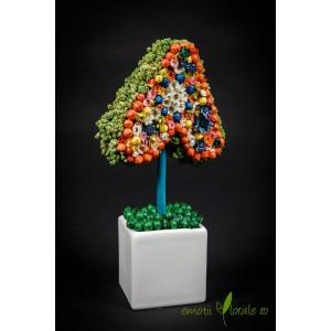 Copac special cu flori uscate B302C2